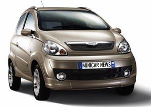 Minicar Microcar M.Go