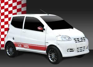Minicar Casalini M10 WRS