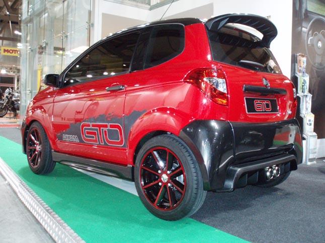La nuova Aixam GTO